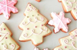 Украшение имбирное печенье рецепт 60