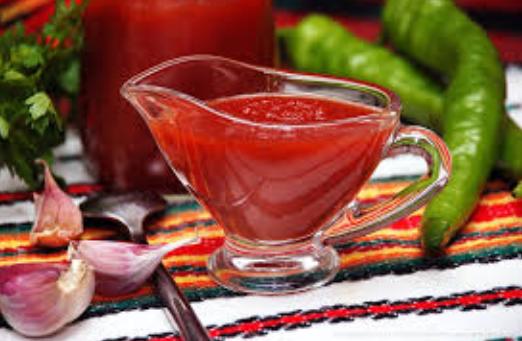 Кетчуп на зиму - Как приготовить домашний кетчуп просто, вкусно, легко