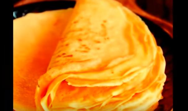 Блины: рецепты блинов с разных видов муки с припеком и без
