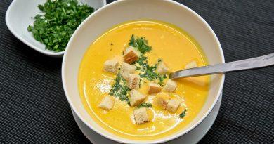 Суп пюре – пошаговые рецепты из простых продуктов, которые есть у вас дома