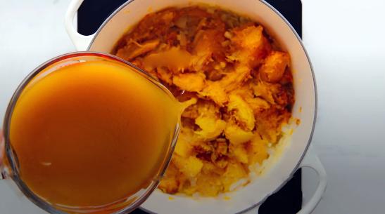 рецепт суп пюре из тыквы