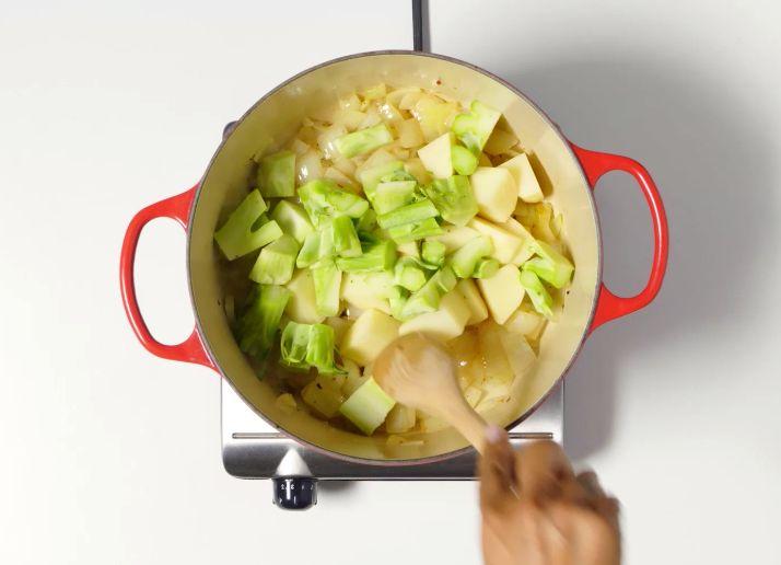 суп пюре с брокколи и сыром рецепт с фото пошагово