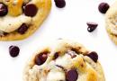 Печенье с шоколадной крошкой – рецепт с фото пошагово в домашних условиях