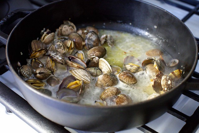 рецепт моллюски