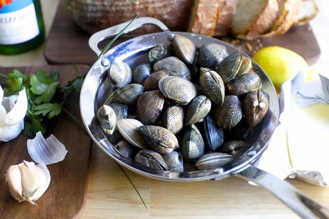 моллюски как готовить