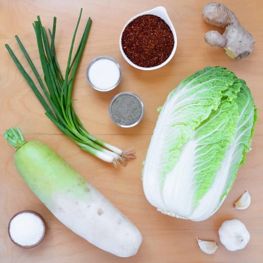 простой рецепт кимчи из пекинской капусты