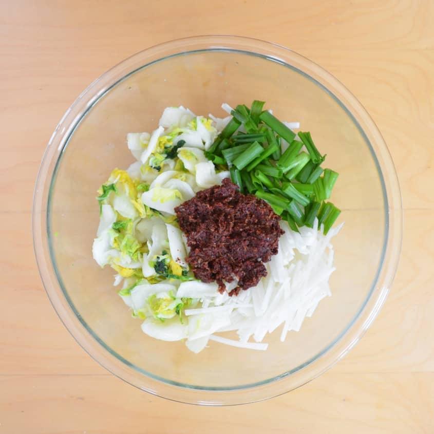 кимчи из пекинской капусты классический рецепт