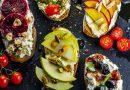 Брускетты – рецепты с фото простые и вкусные