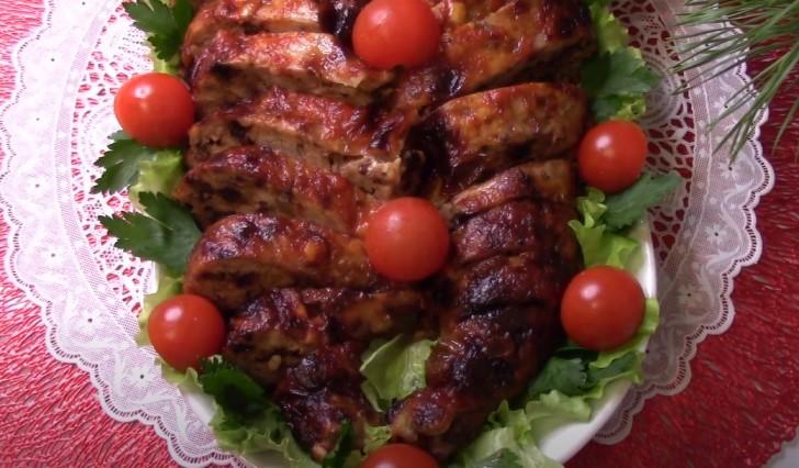 Простые и вкусные горячие блюда